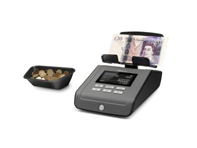 Pengetæller-vægt Safescan 6165