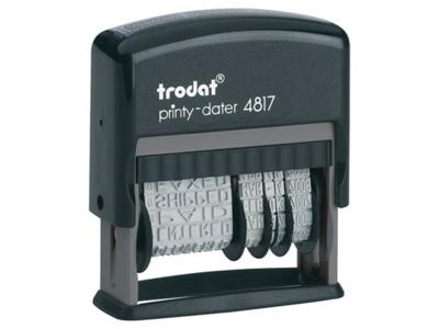 Datostempel Trodat Printy 4817 komplet