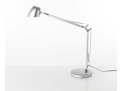 Bordlampe LightUp Valencia sølv