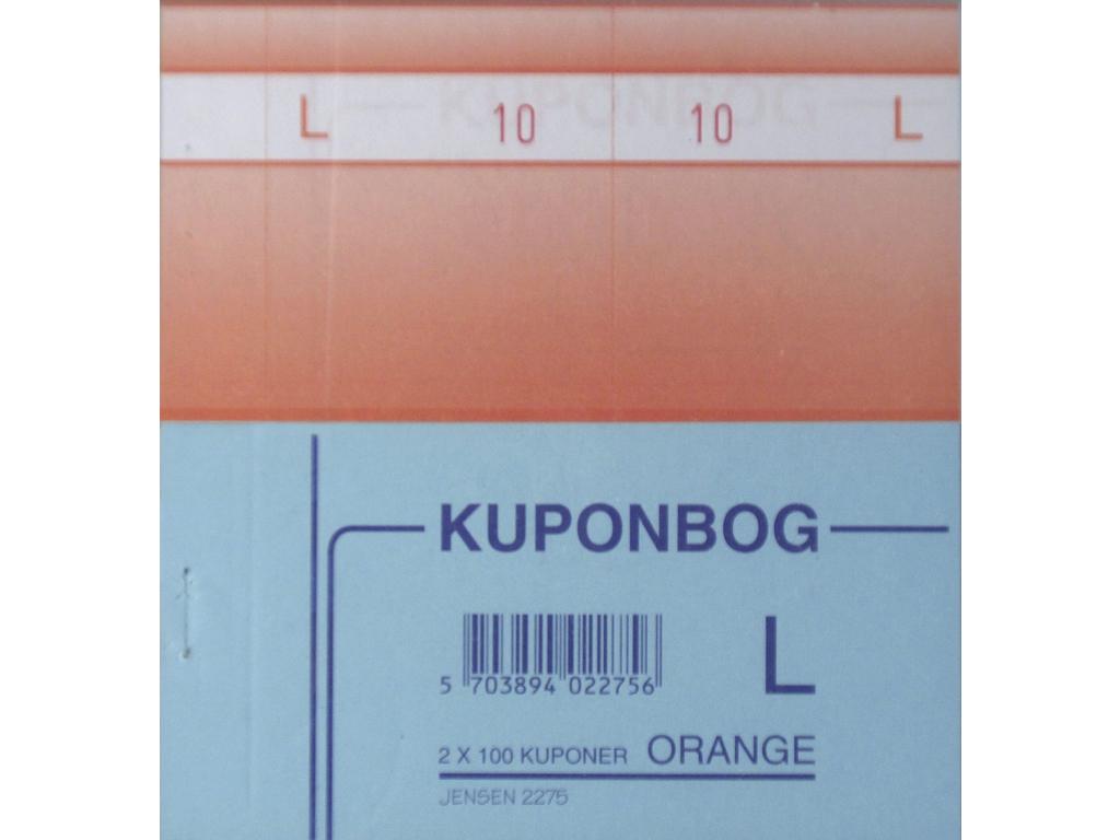 Kuponbog Orange