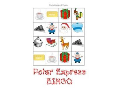 EKSPRESS BINGO -  5 KR'S