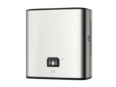 Dispenser Tork H1 460001 stål med sensor