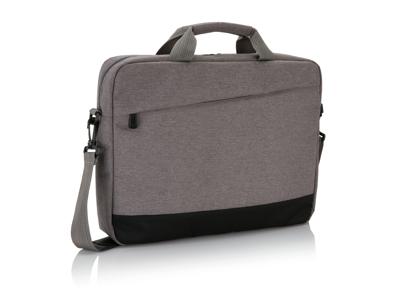"""Trend 15"""" laptop taske, grå"""