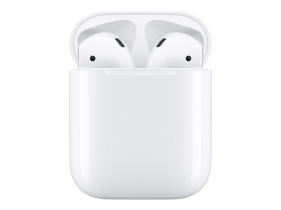 Apple Airpods 2 trådløs Hvid