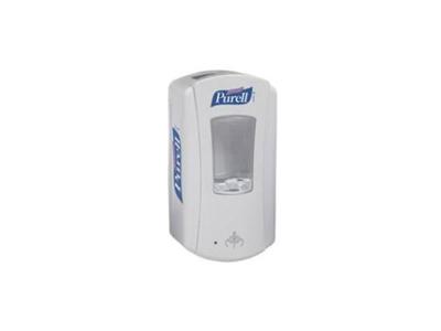 Dispenser Purell LTX til 1200 ml. hvid desinfekt.