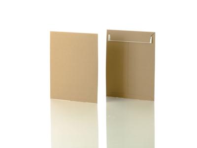 Kuverter A4+ kartonpose 14144 brun 100 stk.