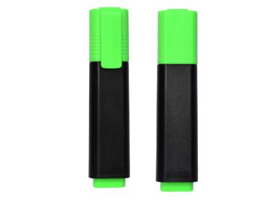 Tekstmarker Q-Line grøn