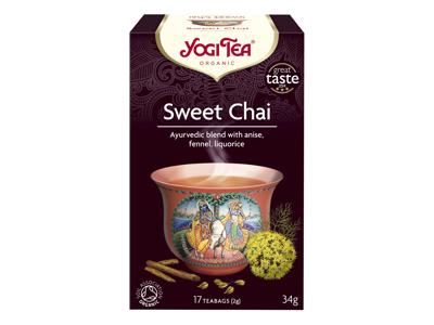 Te Yogi Sweet Chai