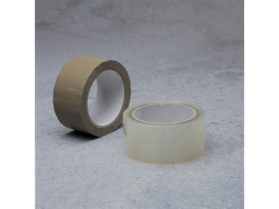 Tape pakke PP acryl 48 mm x 66 meter brun