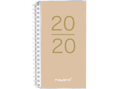 Week Planner, uge, højformat m/4 illu., FSC Mix 20088100