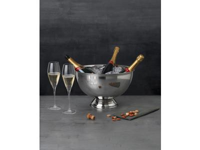 Champagnebowle + Champagneglas 2 pak