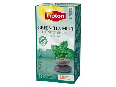 Te Lipton Green Mint 25 breve
