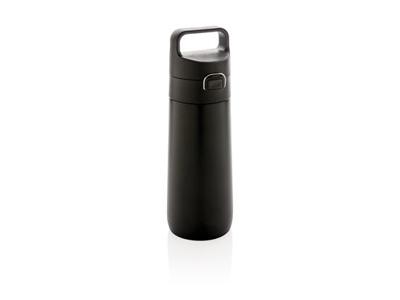 Hydrate leakproof låsbar vakuum flaske, sort