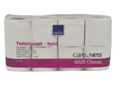 Toiletpapir Care-Ness 2-lags