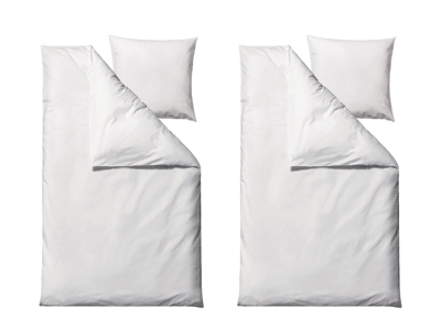 Sengesæt Juna hvid 220 cm