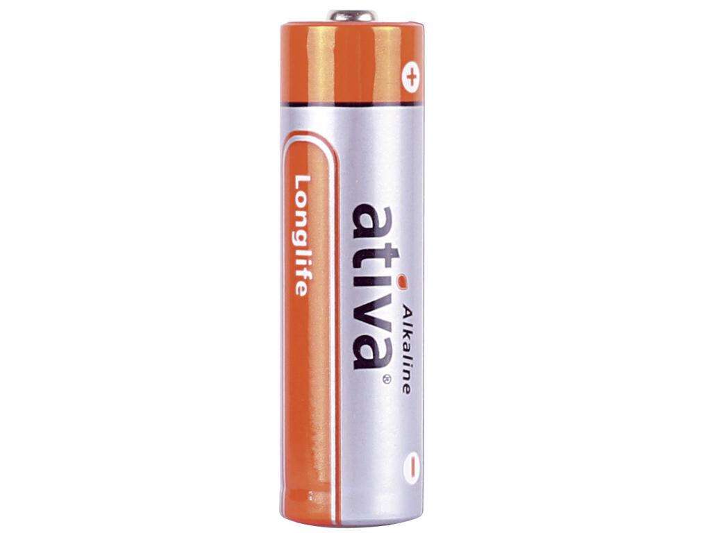 Batteri Ativa AA 28 stk