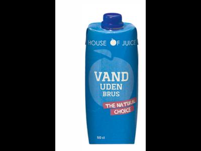 Kildevand House of Juice 0,5 ltr