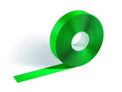 Tape afmærkning Duraline strong 50mm x 30 meter grøn