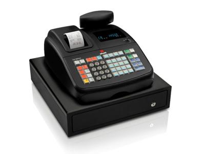 Kasseapparat Olivetti ECR6800L