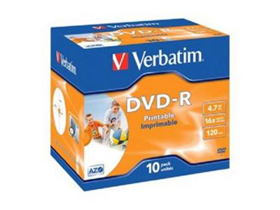 DVD medier