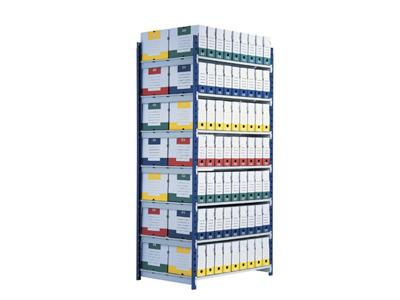 Reol Shelving Rangeco Paper-