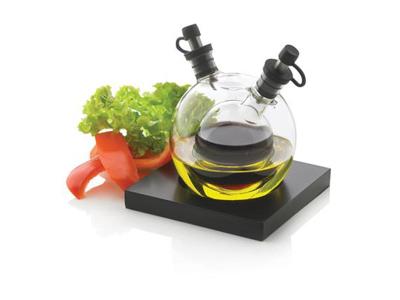 Orbit olie/eddikesæt, sort
