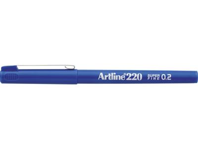 ARTLINE 220 0,2MM BLÅ