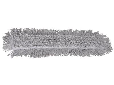 Moppe universal 60 cm velcro med opskårne løkker