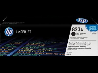 HP LASERTONER CB380A SORT