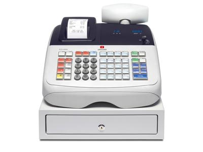 Kasseapparat Olivetti ECR6800