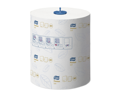 Håndklædeark Tork H1 Premium 2-lags 290016 6 rl