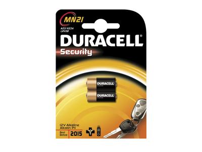 BATTERI Duracell MN21 2 STK
