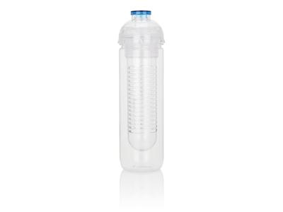 Vandflaske med dispenser, blå