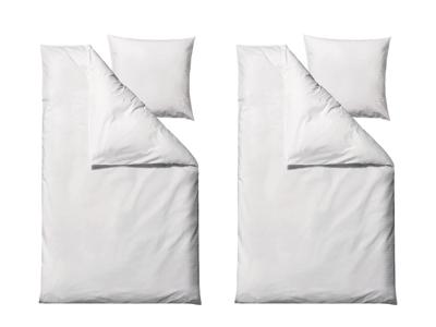 Sengesæt Juna hvid 200 cm