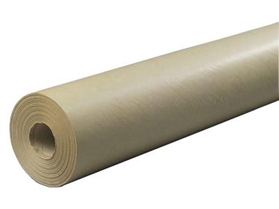 Indpakningspapir brun 55 cm x 250 meter 65  gram