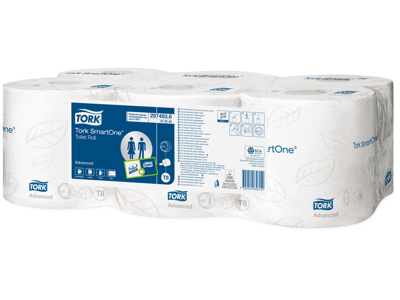 TOILETPAPIR SMART ONE 472242