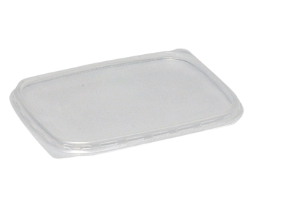Låg klar t/plastbakke 125ml/250ml