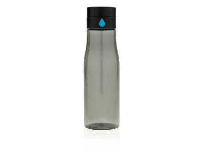 Aqua hydration tracking tritan flaske, sort