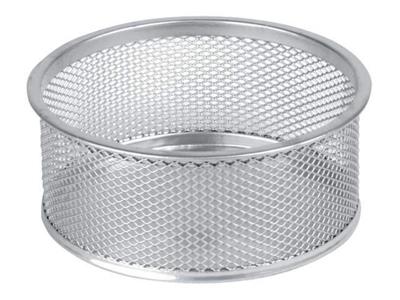 Clipsholder tråd metal sølv