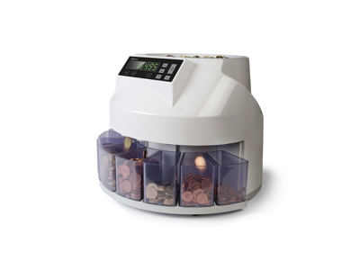 Mønttæller- og sorterer Safescan 1250