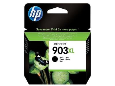 HP 903XL BLÆKPATRON SORT
