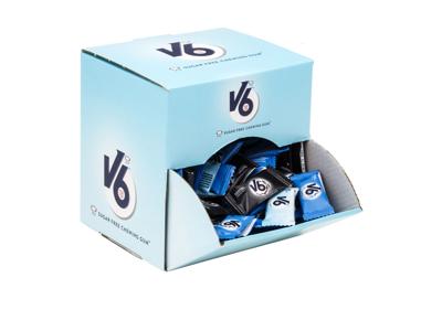Tyggegummi V6 dental 2 x 170 stk.
