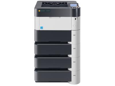Printer TA P-5531DN A4 sort/hvid