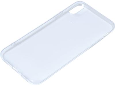 Cover til iPhone X/Xs Sandberg soft klar