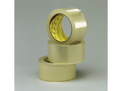 Tape pakke 3M PP acryl 309 48 mm x 66 meter klar