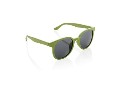 Solbriller af hvedestrå, grøn