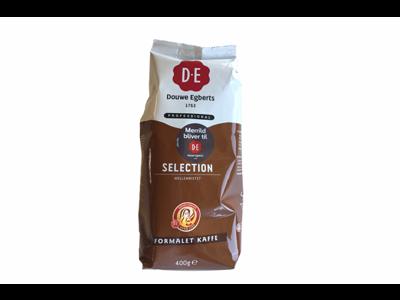 Kaffe DE Selection 400 gram 16 poser
