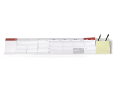 Stativ acryl t/1340/1350 bordkalender, 92259700
