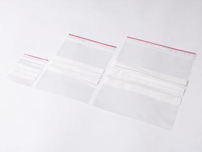 Lynlåspose Grippie 150x150mm m/skrivefelt 1000 stk.