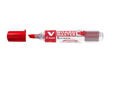 Whiteboardmarker Pilot Begreen skrå rød